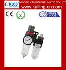 AFC2000(1500) F.R.L Combination,air filter regulator & lubricator,Airtac air preparation