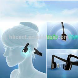 neckband buetooth headset sport, Bone Conduction Technology