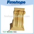 Alta calidad de la PU espuma rígida decorativo de madera europea