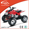 110cc four wheel cool sports atv for adults/kids on sale