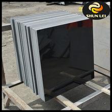 high quality china black granite tile 600x600