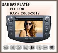 Fit for Toyota RAV4 2006-2012 multimedia car dvd player dvd + gps