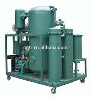ZJA double stage vacuum machines transformer oil refiner lubrication system