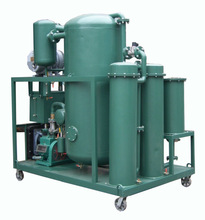 ZJA double stage vacuum machines transformer oil refiner lubrication system