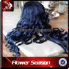 6A Hot Sale Romance Wave Peruvian Remy Long Wig