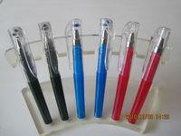 Best sale shenzhen factory wholesale glass cap square ball pen