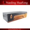 Best Supplier in China one bottle leather wine carrier