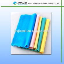 eco-friendly custom logo microfiber lens cleaning cloth