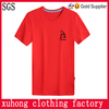USA mens body fit t-shirt rayon cotton polyester mixed