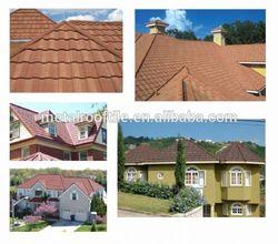 galvanized sheet metal roofing /asphalt roof tile /wood shingle roof wholesales factory
