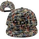 hawaii print snapback hats