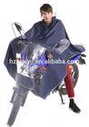 Fashional designs pvc rain poncho for motorcycle