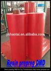 dmd prepreg for cast resin transformer