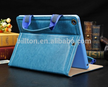 Cartoon flip leather case for ipad ,case for ipad air ,for ipad air case with stand