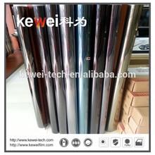 5%-50% VLT,99% UV protection adhesive protective window film,PET Car solar window tint film