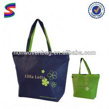Non Woven Shopping Cart Bag Foldable Gift Non Woven Bag