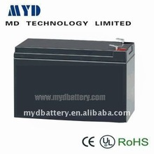 6V 12AH battery for children's toy car , top quality ,rechargeable battery