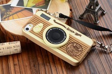 2014 New Cute 3D Cartoon Bear Duffy Camera soft Silicone Cover phone Case For Apple iPhone 5 5S