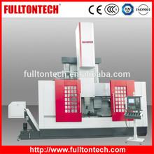 CK51-M Series Heavy Lathe Machine CNC Single Turret Vertical Lathe Mill Combo