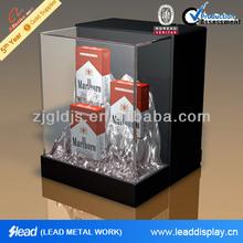 2014 wall mounted acrylic display case