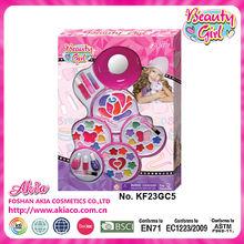 2014 New kids toy nylon hair cosmetics brush set