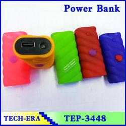Portable Manual 12v power supply real 5200 mah capacity for samsung