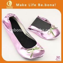 Aka Pink And Green Girl Italian Matching Shoes And Bag Set