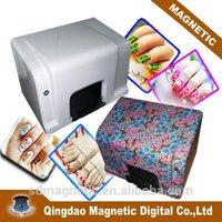 HOT beauty salon nail art painter/ nail & flower printer