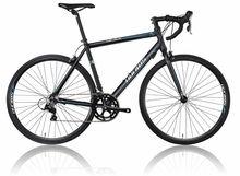 700C 16 speeds Alloy black blue bike sports direct bike sale