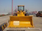 China heavy equipment seller for XCMG Wheel Loader ZL50GN