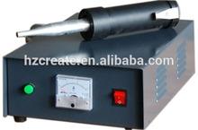 high quality ultrasonic Laminating fabric welding machine