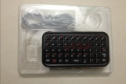 wireless bluetooth keyboard for 5 inch andriod tablet
