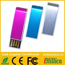 alibaba wholesale bulk 4gb mini usb 2.0 flash drives with data pre-loading and logo custom service