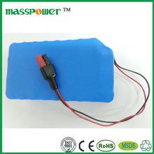 Save energy 24v 10ah golf trolley lithium battery