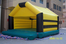 Cheap inflatable jumping bouncer from retailers general merchandise