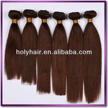 24 inch 220g light brown hair weave extensions grand sliky hair