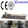 Jiangsu água de plástico preço da máquina de corte