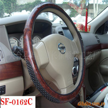 Fashion New Design PVC Car Seat And Steering Wheel Covers