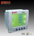 Pm835 multifunções medidor trifásico 3-phase digital medidor de painel digital ac wattímetro