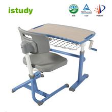 2015 modern ergonomic used school furniture for sale