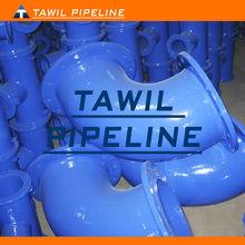 TAWIL ISO2531 EN545 EN598 malleable iron pipe fittings norway
