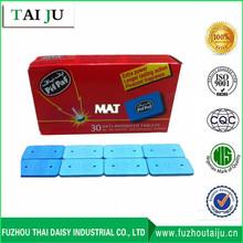 new mosquito repellent patch/anti mosquito mat/best mosquito repellent mat