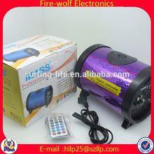 New products 2014 25 W Subwoofer speaker HL-1055 full range speaker wholesale