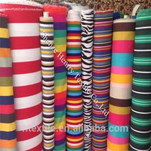Canvas fabric sofa cloth curtain antependium wedding dress up background cloth pillow rainbow stripes