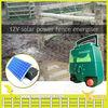 Pakistan 12V solar panel power electric fence energiser for sheep