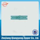 5# c/e resin zipper double zipper pencil case