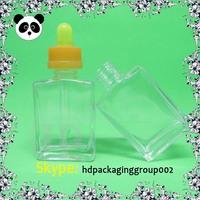30ML e liquids for cigarettes aromatherapy diffuser glass dropper bottle for oil