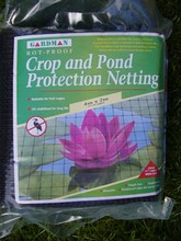 Netting - Crop & Pond Protection mesh