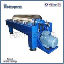 Model PDC Decanter Centrifuge Calcium Carbonate Dewatering Centrifuge