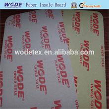 Worui Paper Insole Board wode